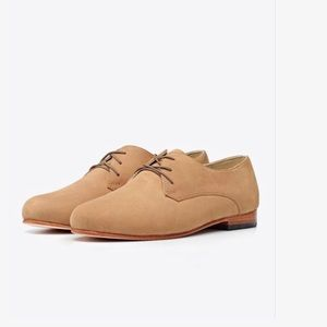 Nisolo Oliver Oxford in Sand